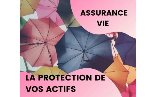 Assurance vie : La protection de vos actifs