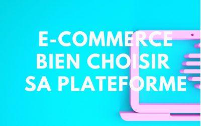 Entreprise – Quelle plateforme choisir pour votre site e-commerce ?