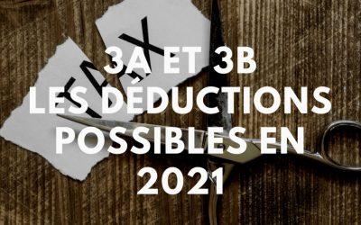 Prévoyance 3a et 3b – Déductions possibles en 2021